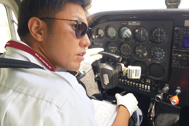 エアライン パイロット養成コース - Sky Creation, Inc.