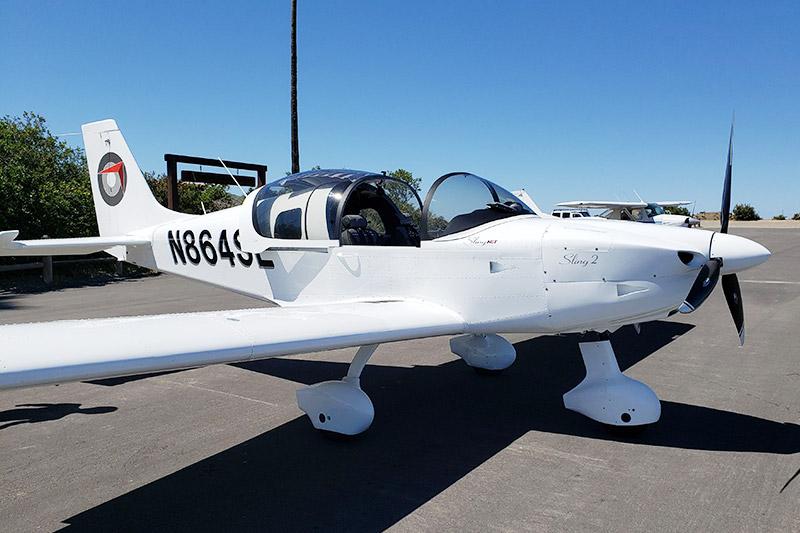 Sling LSA – 南アフリカ Sling Aircraft 社