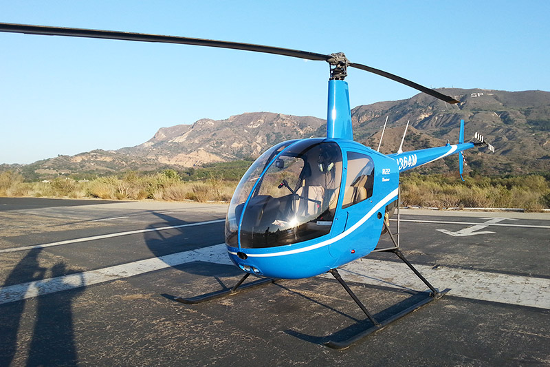 Robinson R22 - Robinson Helicopter Company