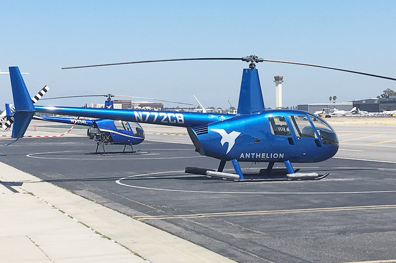 Robinson R44 - Robinson Helicopter Company